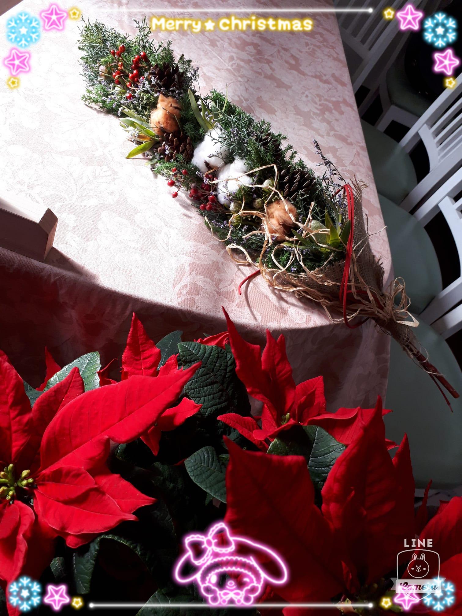 クリスマス2020年12月17日